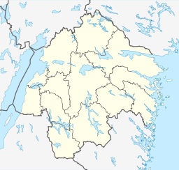 256px-Sweden Östergötland location map